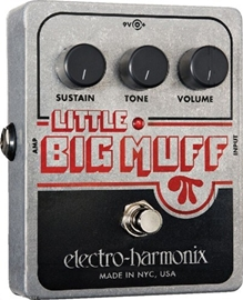 Electro-Harmonix Little Big Muff Pi dis...
