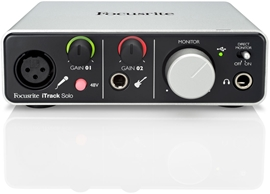 Focusrite iTrack Solo audio interfejs