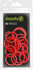 Gravity RP 5555 RED 1 univerzalni gravity prstenovi