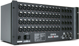 Allen&Heath GX4816 modul/stagebox