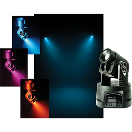 Chauvet Min Wash RGBW Quad Color LED rasvjetno t...