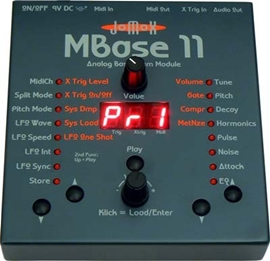 Jomox MBase 11 synth modul