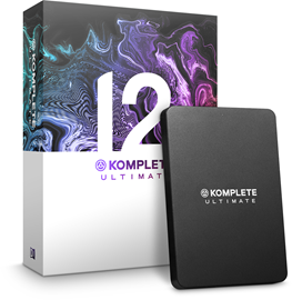 Native Instruments Komplete 12 Ultimate (Upgrade...