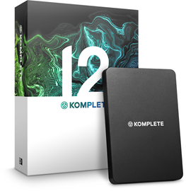 Native Instruments Komplete 12 softver