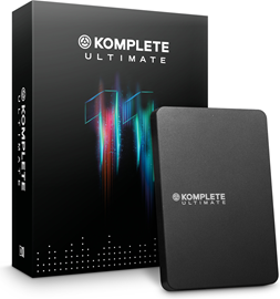 Native Instruments Komplete 11 Ultimate (Upgrade...