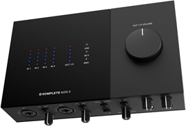 Native Instruments Komplete Audio 6 MK2 audio su...