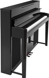 Kurzweil CUP-2A Black Piano Finish digitalni kuć...
