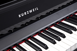 Kurzweil CUP-2A Black Piano Finish