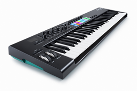 Novation Launchkey 61 Mk2 kontroler kla...