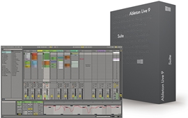 Ableton Live 9 Suite softver