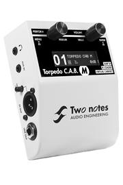 Two Notes Torpedo C.A.B. M direct box/loader i s...