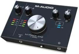 M-Audio M-Track 2X2 audio interfejs