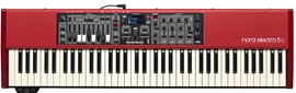 Nord Electro 5D 73 synthesizer