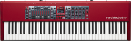 Nord Electro 6 HP stage piano i synthesizer