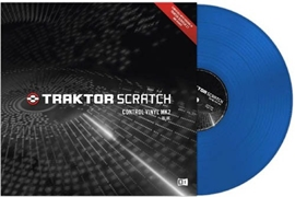 Native Instruments Traktor Scratch Control Vinyl...