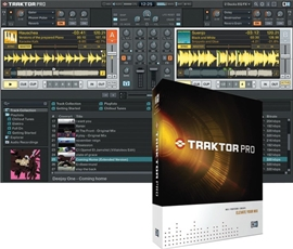 Native Instruments Traktor Pro (DEMO)