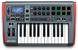 Novation Impulse 25 kontroler klavijatura