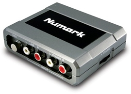 Numark STEREO iO audio interfejs