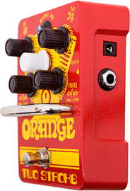 Orange Two Stroke Boost EQ pedala
