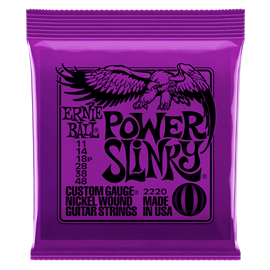 Ernie Ball 2220 Power Slinky Nickel Wound žice z...