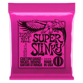 Ernie Ball 2223 Super Slinky Nickel Wound žice z...