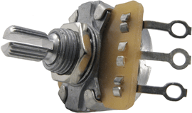 Ernie Ball 6383 250K Split Shaft Potentiometer f...