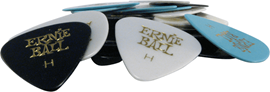 Ernie Ball 9174 Heavy Assorted Color Cellulose P...