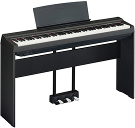 Yamaha P-125 Black stage piano