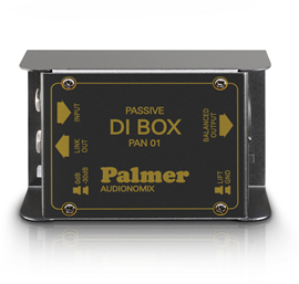 Palmer Pro Audionomix pasivni direct box