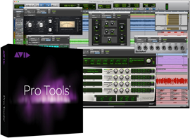 AVID Pro Tools Ultimate DAW softver