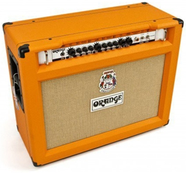 Orange Rockerverb 50 MKII 2×12 Combo gitarsko po...