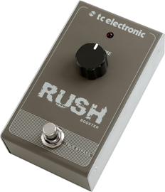 tc electronic Rush Booster pedala