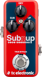tc electronic Sub 'N' Up Mini Octave pedala