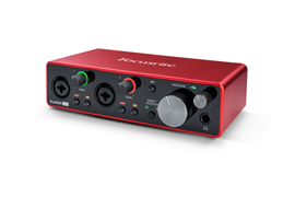 Focusrite Scarlett 2i2 (3. Generation) audio suč...