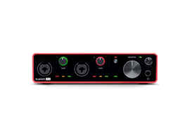 Focusrite Scarlett 4i4 (3. Generation) audio suč...