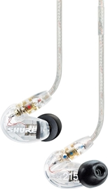Shure SE215-CL in-ear slušalice