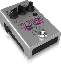 TC-Helicon Talkbox Synth pedala