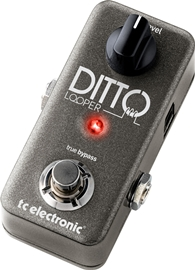 tc electronic Ditto Looper pedala