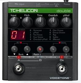 TC-Helicon VoiceTone Double