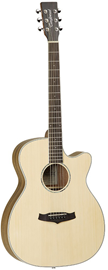 Tanglewood TPE SFCE ZS Premier Exotic e...