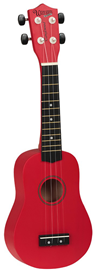 Tanglewood Union TU 6 Red Ukulele