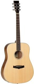 Tanglewood TW28 PW Evolution Deluxe Natural akus...