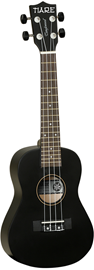 Tanglewood Tiare TWT CP Pack Black Ukulele