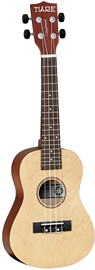 Tanglewood Tiare TWT CP Pack Natural Ukulele
