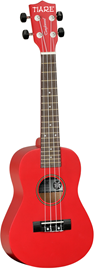 Tanglewood Tiare TWT CP Pack Red Ukulele