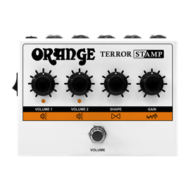 Orange Terror Stamp gitarska pedala