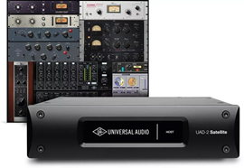 Universal Audio UAD-2 Satellite OCTO Co...