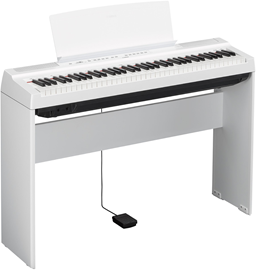 Yamaha P-121 White digitalni piano