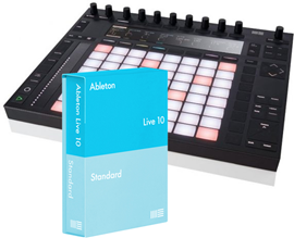 Ableton Push 2/Live Standard Bundle kontroler + ...