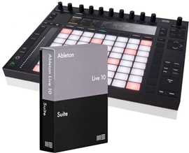 Ableton Push 2/Live Suite Bundle kontroler + sof...